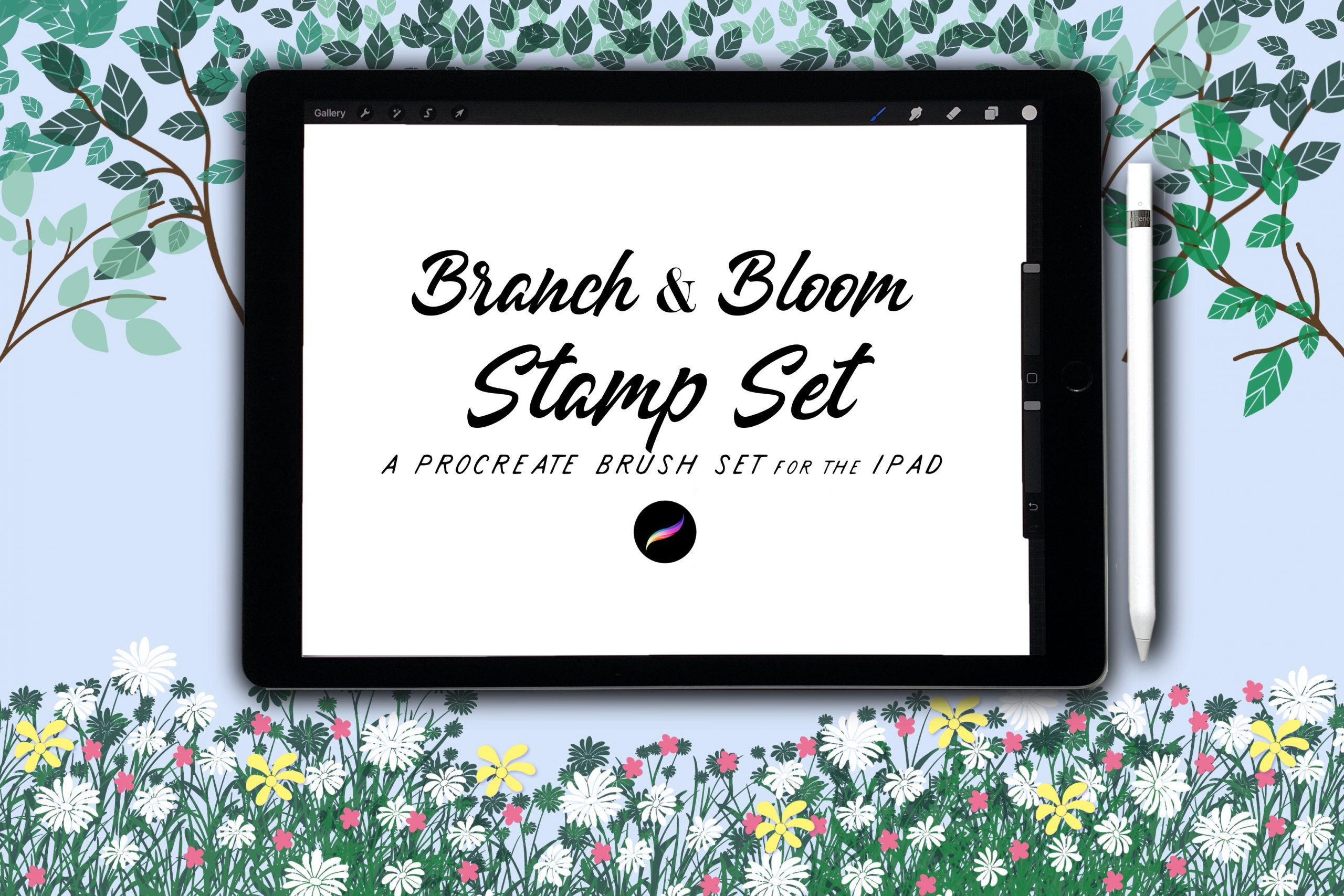 Branches & Blooms No. 1